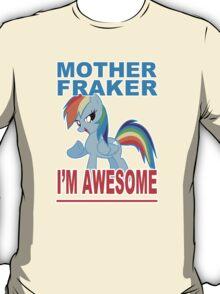 Fraking Awesomeness, etc T-Shirt