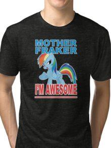 Fraking Awesomeness, etc Tri-blend T-Shirt