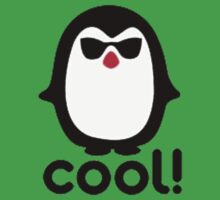 Cool Penguin Kids Clothes