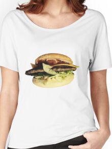 BurgerBurger Women's Relaxed Fit T-Shirt