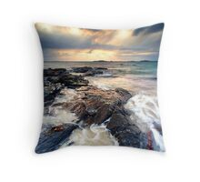 Sanna Storms II Throw Pillow