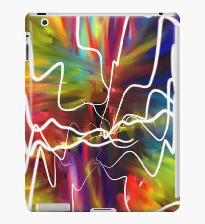 Unique Abstract Art iPad Case/Skin