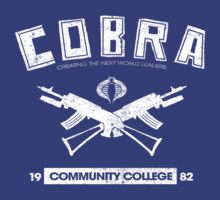 Cobra College by AtomicChild