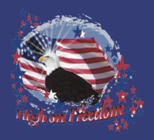 High on Freedom  by Janette  Kimbrough