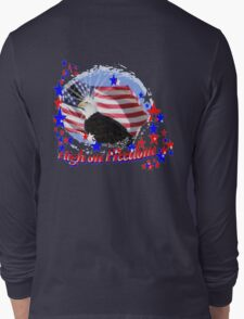 High on Freedom  Long Sleeve T-Shirt