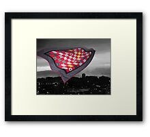 Fly With Me, Too Framed Print
