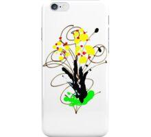 Flowers - Urban Art iPhone Case/Skin