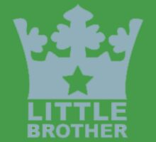 The Little Brother Kids Tee