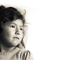 Bolivian Girl by liamcarroll