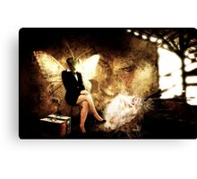 The New Cast System Canvas Print