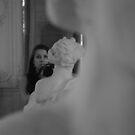 Self Portrait with Rodin by Jamie Alexander