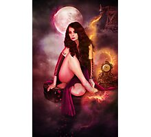 Moonlight Dreams Photographic Print