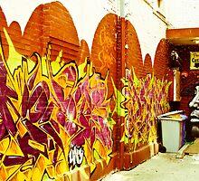 Street Art Toronto by Jason Dymock Photography
