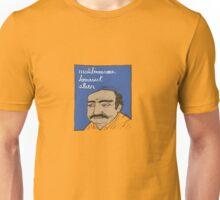mediterranean homesick alien Unisex T-Shirt