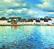 The Claddagh, Galway City by conchubar
