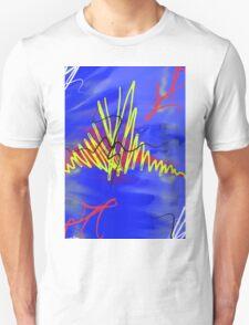 Unique Abstract Art Unisex T-Shirt