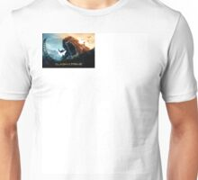 clash the of titans Unisex T-Shirt