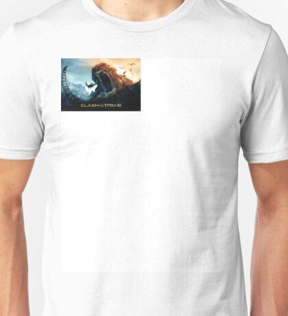 clash the of titans Unisex T-Shirt