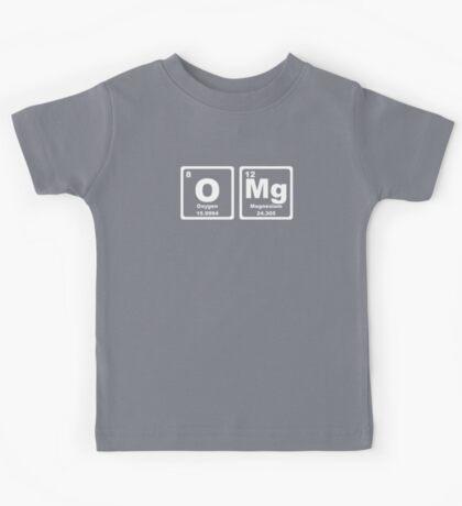 OMG - Periodic Table Kids Tee