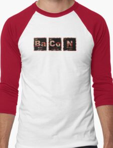 Bacon - Periodic Table - Photograph T-Shirt