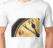 never to late Unisex T-Shirt