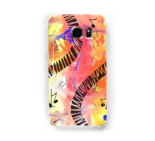 Music - Unique Abstract Art Samsung Galaxy Case/Skin