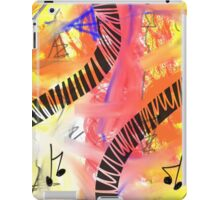 Music - Unique Abstract Art iPad Case/Skin