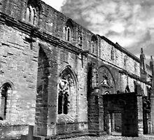 Dunkeld Abbey by Martina Fagan