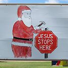 Jesus Stops Here by John Douglas
