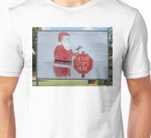 Jesus Stops Here Unisex T-Shirt