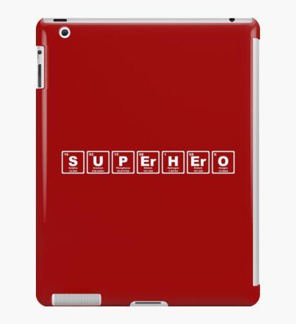 Superhero - Periodic Table iPad Case/Skin