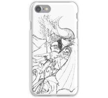 Elven rings iPhone Case/Skin