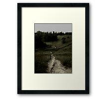 Retrospect  Framed Print