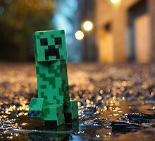 Neighborhood Creeper by ElDave