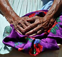 The Hands of Time - El Salvador by Jacquelyn Melling