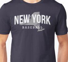 New York Baseball 3 Unisex T-Shirt