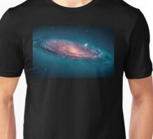 Andromeda Galaxy, space, astrophysics, astronomy Unisex T-Shirt