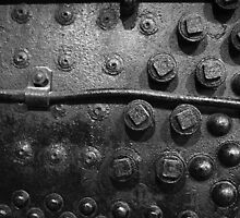 Steam Engine Detail 2 by Christopher Herrfurth