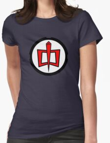 The Greatest American Hero Womens Fitted T-Shirt