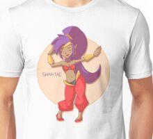 Shantae (Circle) Unisex T-Shirt