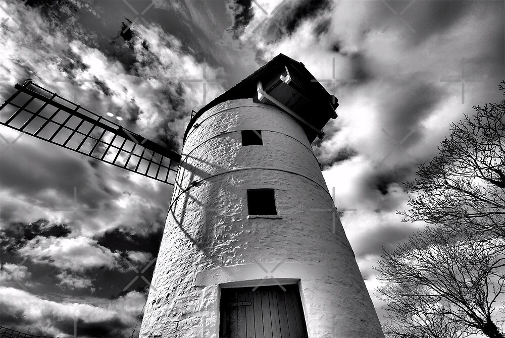 Windmill  by Paul Shellard