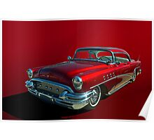1955 Buick Poster