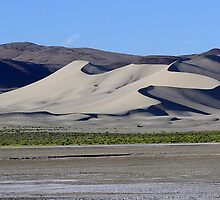 Sand Mountain - Churchill County, NV by Rebel Kreklow