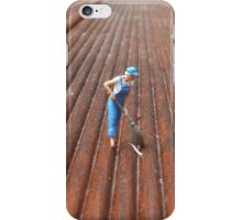 Brush Work iPhone Case/Skin