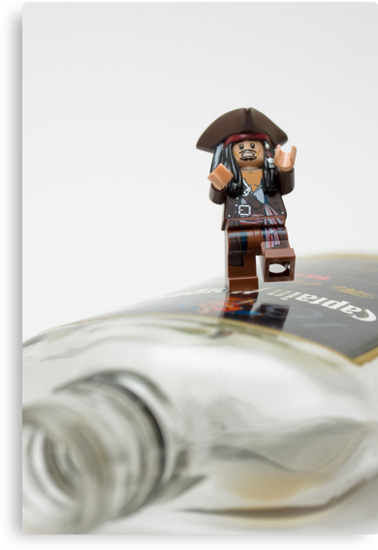 But why is the rum gone?  by Kevin  Poulton - aka 'Sad Old Biker'