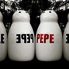 SALE PEPE by Ronny Falkenstein