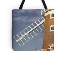 Cley Windmill - Love in the air Tote Bag