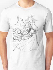 Elven rings Unisex T-Shirt