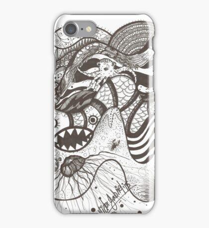 La mar iPhone Case/Skin