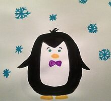 snow penguin by cer12